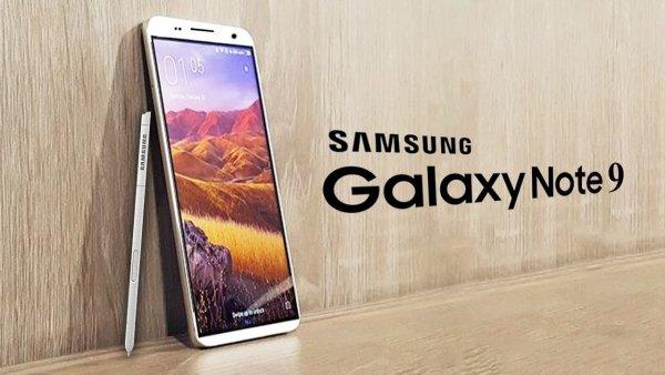 Еще не вышедший Samsung Galaxy Note 9 получил первое обновление