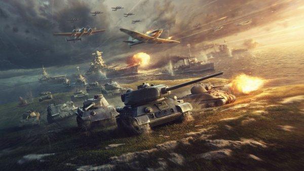 Составлен топ-5 самых популярных онлайн-игр
