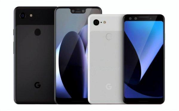 Камера Google Pixel 3 XL составит конкуренцию аналогам от Huawei и Samsung