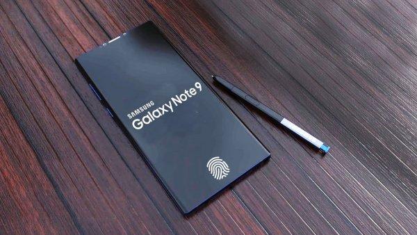 Флагман Samsung Galaxy Note 9 упал в цене еще до начала продаж