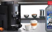 Средства для очистки кофе машин