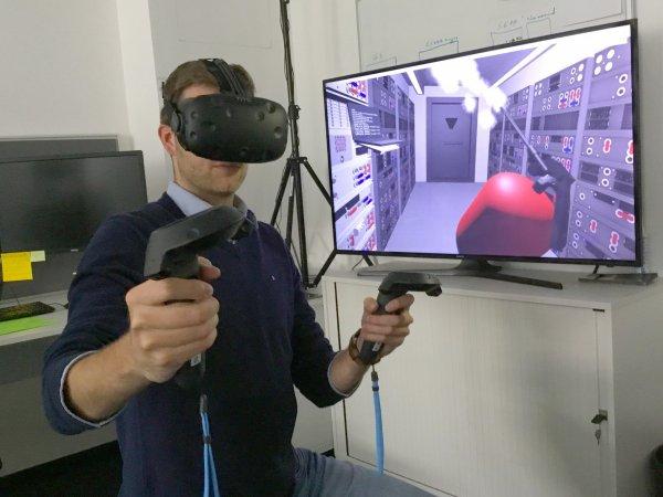 В России проводят испытания платформы виртуальной реальности для школ