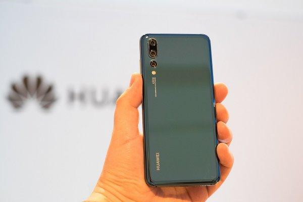 Huawei презентовала 4 новых оттенка P20 и P20 Pro
