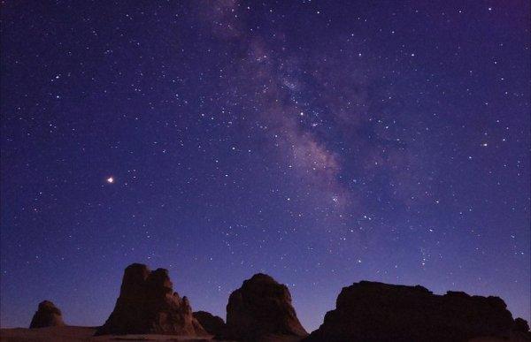 Смартфон Nubia Z18 сумел сделать красивый снимок Млечного Пути