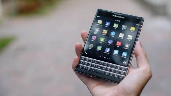 Facebook подаёт в суд на BlackBerry за копирование технологии