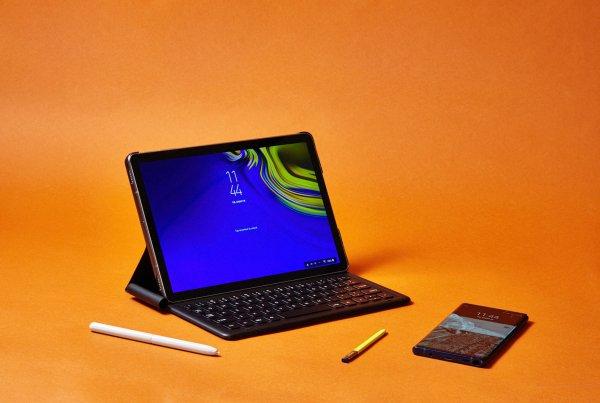 Samsung намерены полностью заменить ноутбуки смартфонами