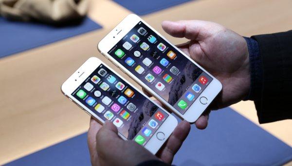 iPhone 6 и iPhone 6 Plus лишились главных опций iOS 12