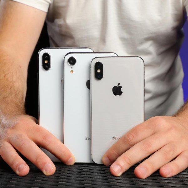 Новый бюджетный смартфон Apple могут назвать iPhone XR