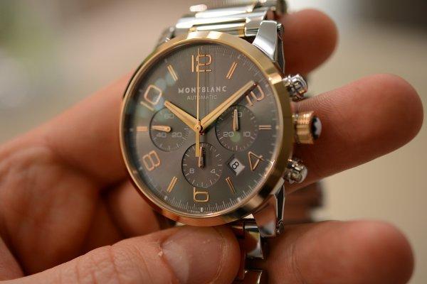 Montblanc выпускает смарт-часы Summit 2 на Snapdragon Wear 3100