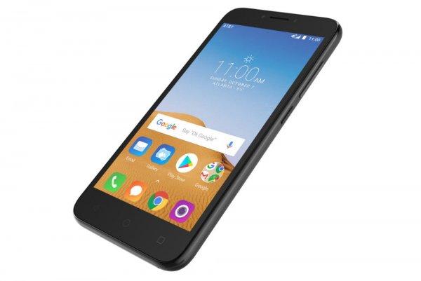 Alcatel представит телефон начального уровня Tetra