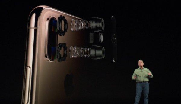 Эксперты выставили новый iPhone Xs Max против Samsung Galaxy Note 9
