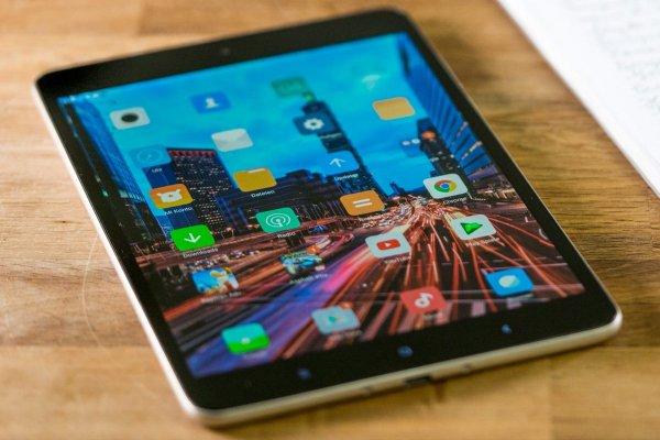 Разработчики Xiaomi сделали новую прошивку для модели Mi Pad 4