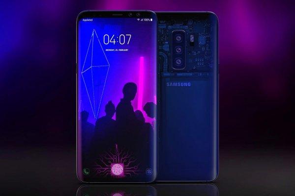 Глава Samsung рассказал о свойствах флагмана Galaxy S10