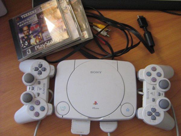 Sony переделает первую игровую приставку Sony PlayStation