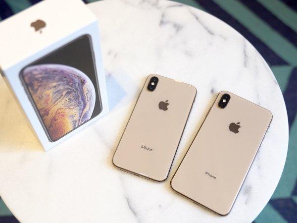 ФАС рассмотрит жалобу на одинаковые цены на iPhone XS у ритейлеров