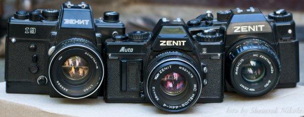 В России возродят производство знаменитых фотоаппаратов «Зенит»