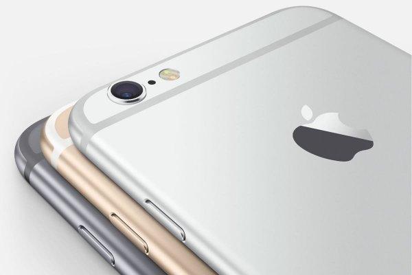Отмечено значительное падение продаж iPhone