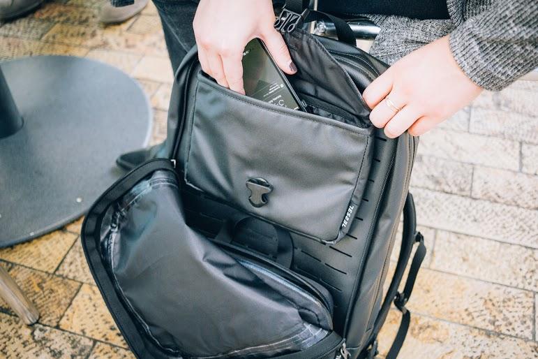 Качественный и стильный рюкзак антивор