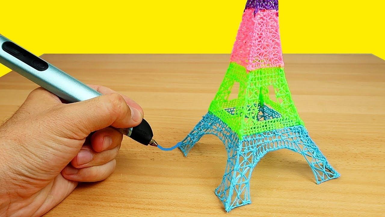 Все для 3D-печати с доставкой на дом