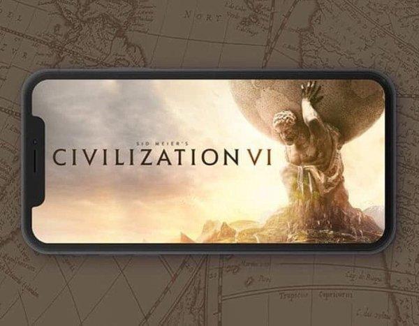Стратегию Civilization VI адаптировали для iPhone