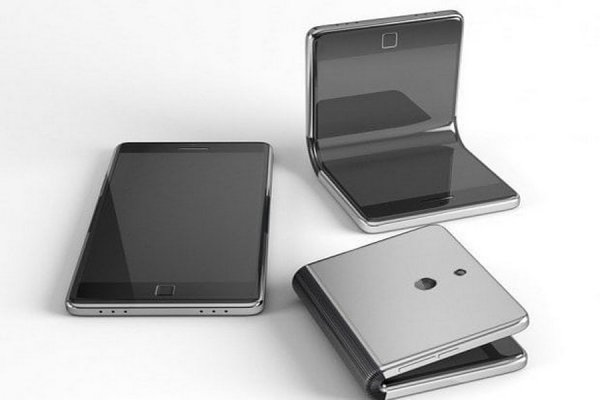 Samsung первой намерена выпустить смартфон с гнущимся экраном