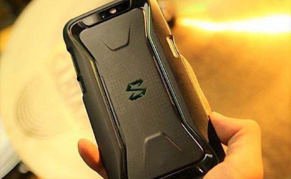 В Сеть выложили ролик с игровым смартфоном Black Shark 2