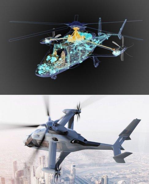 Вертолетная революция не за горами: RACER скоро взлетит