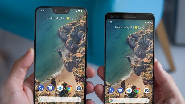 Google признала ошибки в работе камер Google Pixel 3 и 3 XL