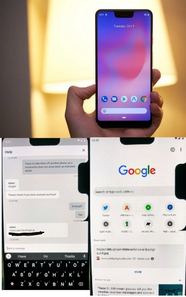 Вторая «челка» на смартфоне Google Pixel 3 XL раздражает пользователей
