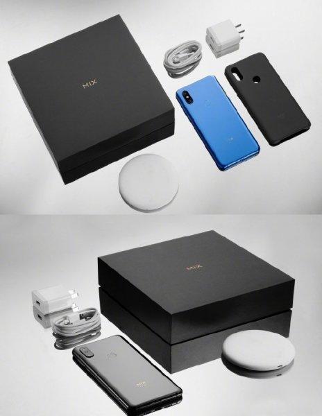 В комплекте Xiaomi Mi Mix 3 будет беспроводная зарядка