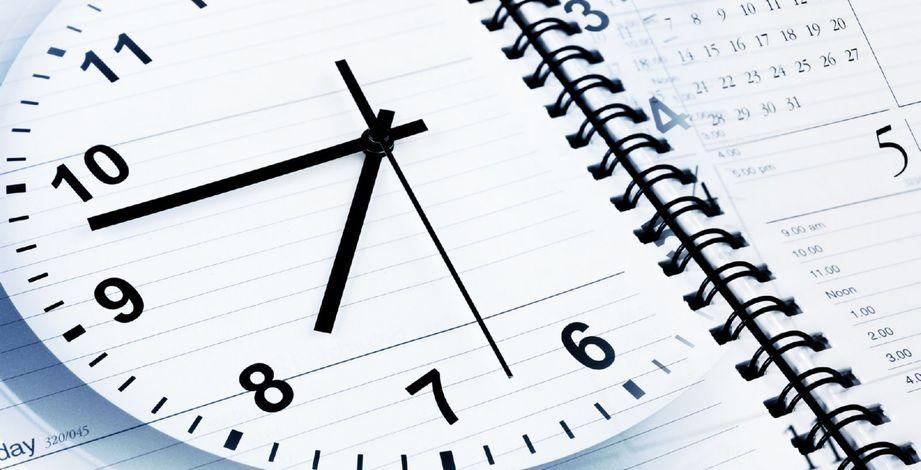 Учет рабочего времени на предприятии