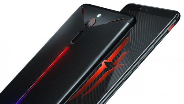Nubia начали сбор средств на смартфон с 10 Гб ОЗУ