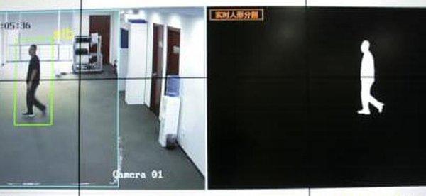 Китайская полиция вычисляет преступников по походке