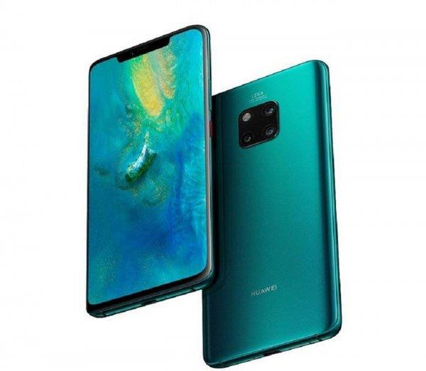 Компания Huawei получила патент на смартфон с овальным отверстием в экране