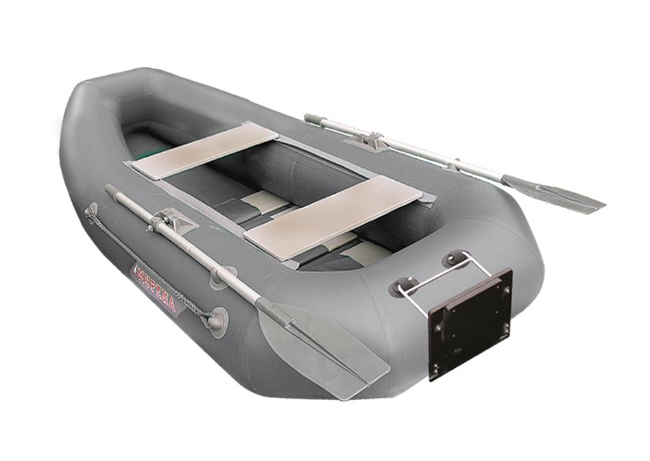 Правильный выбор гребной ПВХ лодки