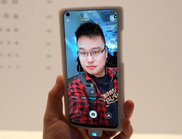 Представители Huawei анонсировали смартфон Honor View 20