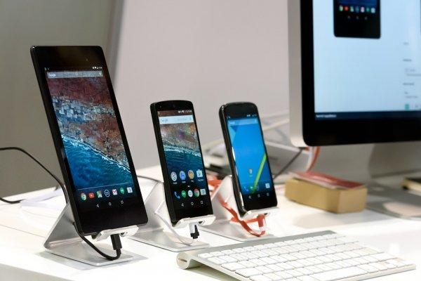 Спрос в России на смартфоны с большим экраном вырос в десять раз