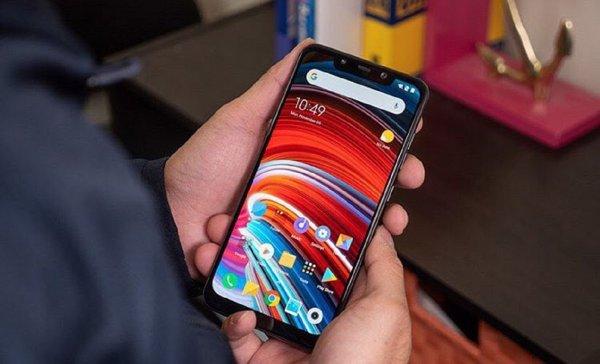 Xiaomi Pocophone F2 получил всё самое лучшее от предшественника