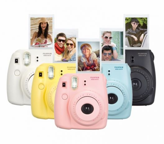 Обзор популярных моделей камер моментальной печати Instax