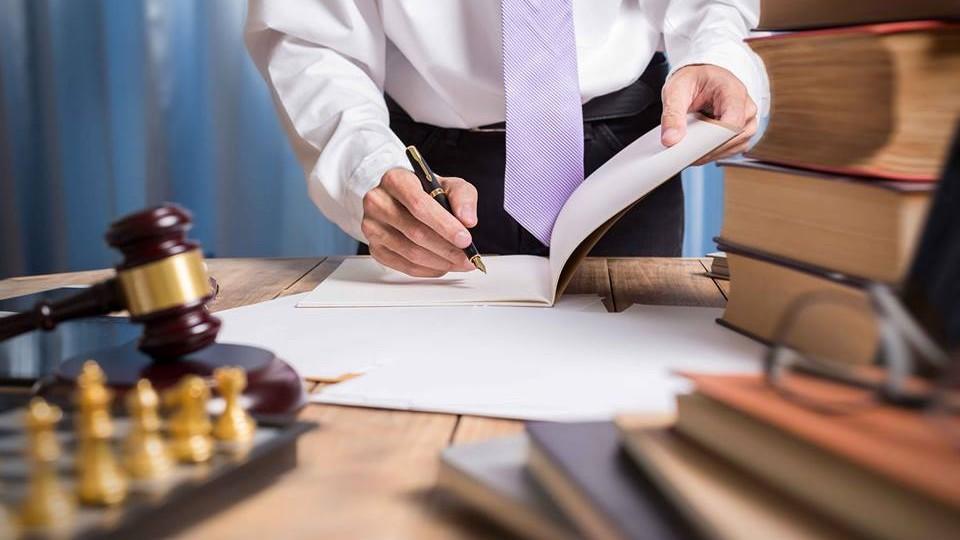 Услуги адвоката при остановке регистрации налоговой накладной