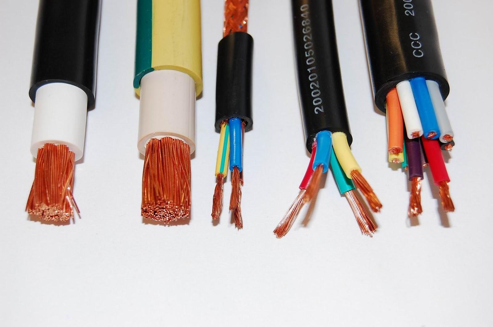 Купить силовой кабель в Алматы