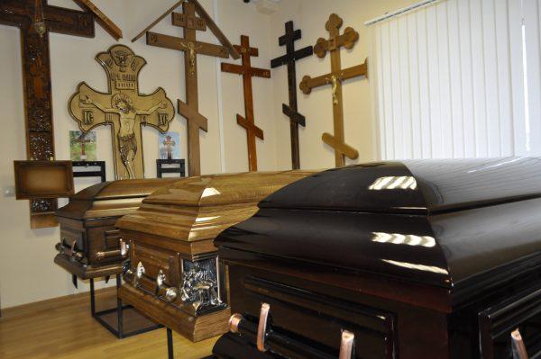 Где купить гроб в Москве и области