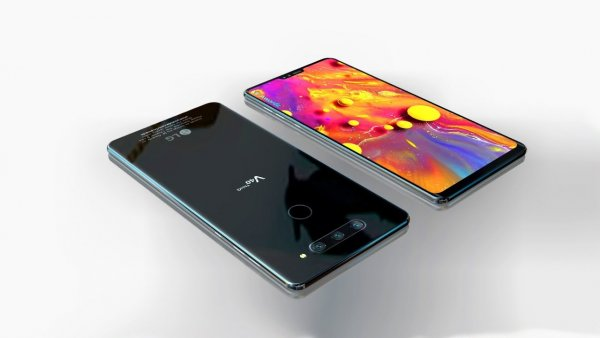 LG V40 ThinQ будет доступен только в магазине Amazon