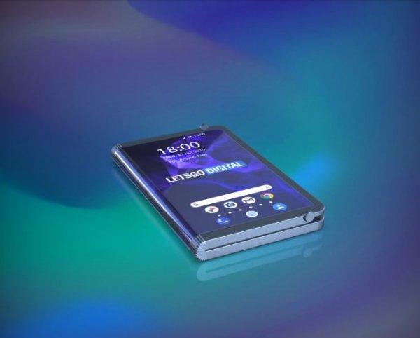 Компания Samsung планирует выпустить игровой гибрид планшета и смартфона