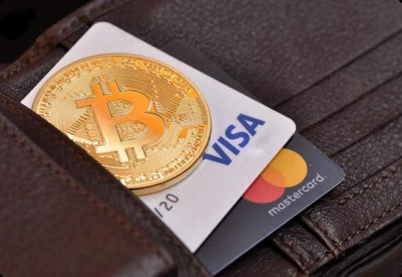 Как можно вывести биткоин на карту