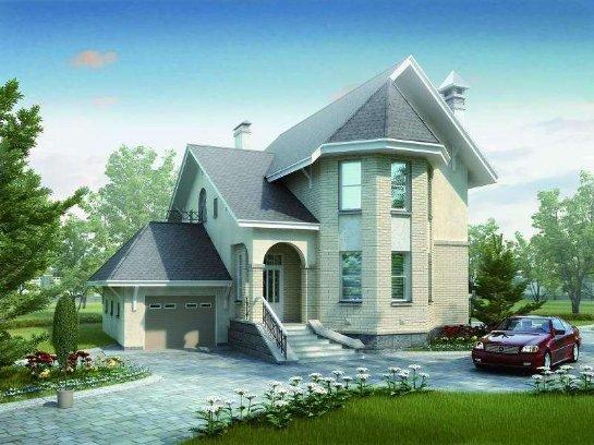 Строительство дома под ключ согласно новым технологиям в компании stroyhouse.od.ua