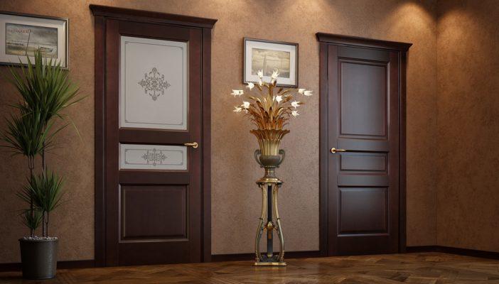 Стильные и красивые двери Lemard для вашего дома