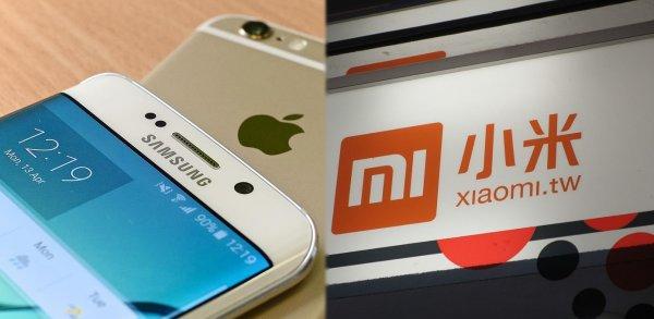 Другого выхода не будет: Apple объединится с Samsung ради войны с Xiaomi