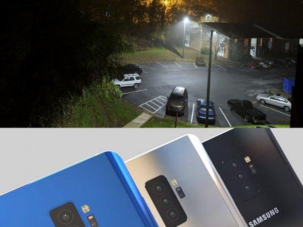 «Ночная съемка и мощная зарядка»: Новое обновление от Samsung превратит Galaxy S10 в Google Pixel 3