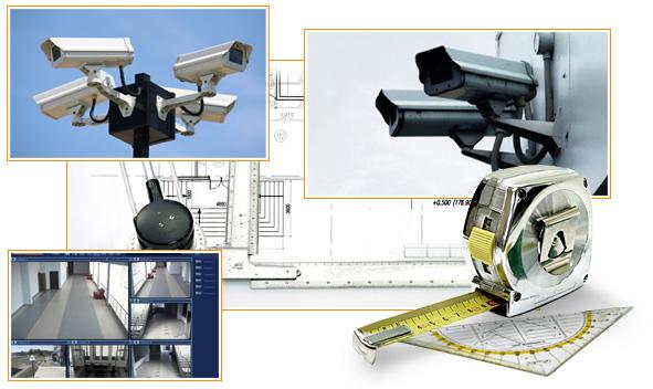 Установка систем видеонаблюдения в Алматы
